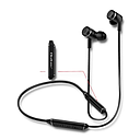 Qoltec Headphones wireless 50816 sports Bluetooth, black