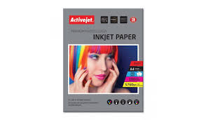 Activejet  photo paper for ink printers AP4-180G20