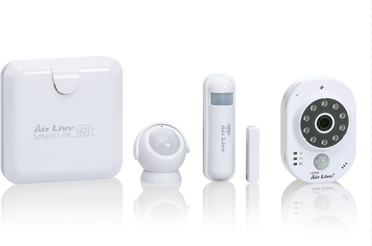 AirLive IoT Smartlife Package C for home smart home kit