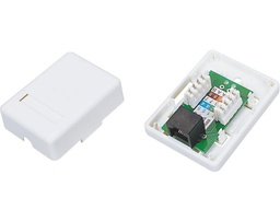 [SIEAANGNW0056-AAN-GN001] Alantec GN001 wire connector RJ45 White