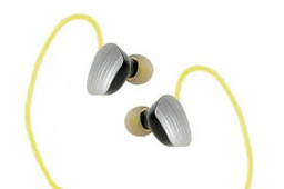 iBox X1 BLUETOOTH Headset In-ear Grey,Yellow