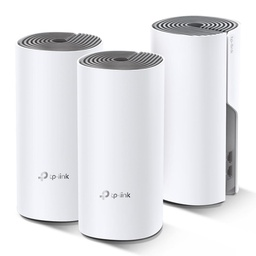 [KILTPLACC0043-TPL-Deco E4(3-Pack)] TP-LINK AC1200 Whole Home Mesh Wi-Fi System